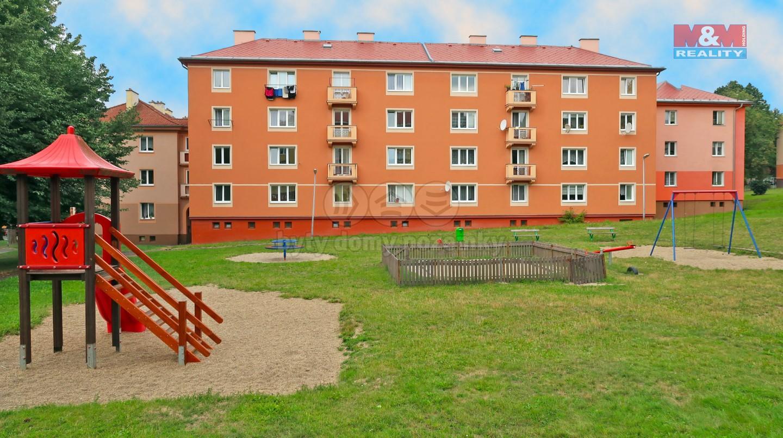 Prodej, byt 3+1, 71 m2, Ostrov, ul. Horská