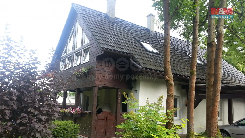 Prodej, chata, 6+kk, Lipová-lázně, okres Jeseník