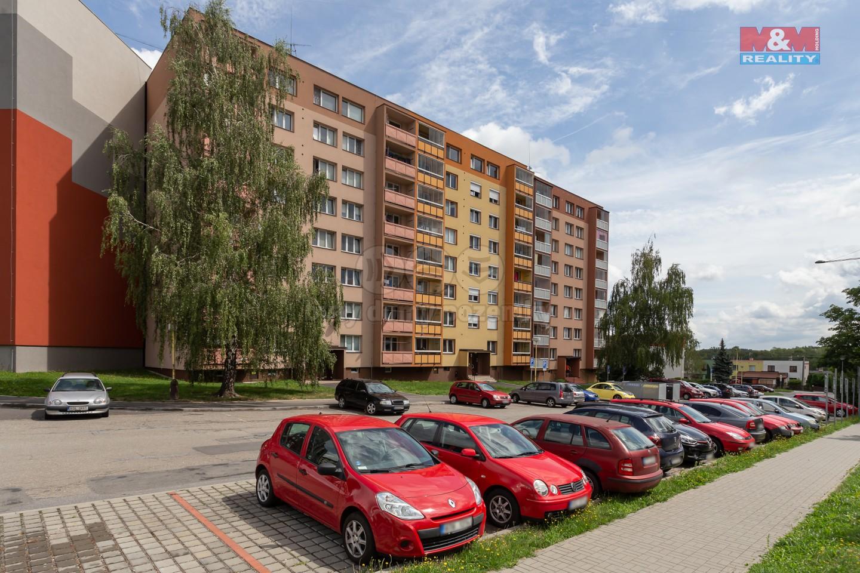 Prodej, byt 2+1, 57 m2, Hlučín, ul. Dukelská