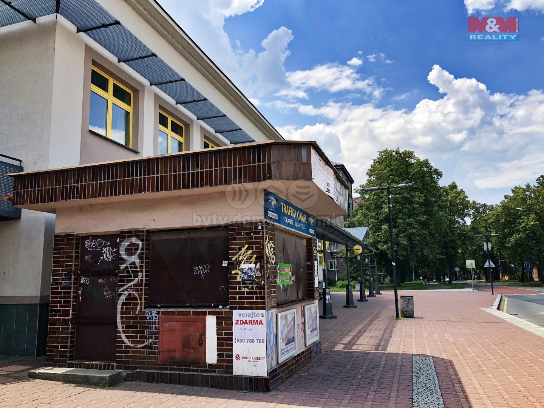(Prodej, obchod a služby, 13 m², Ostrava, ul. Čujkovova), foto 1/5