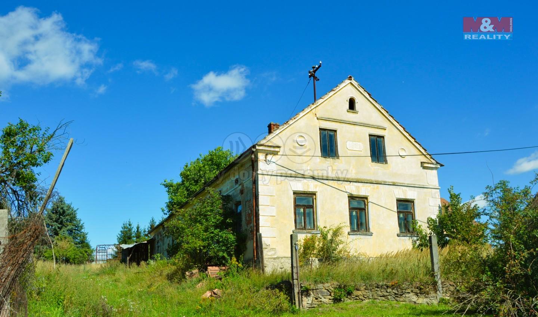 Prodej, zemědělský objekt, 1835 m², Černošín, Ostrovce