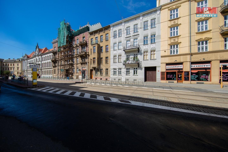 Pronájem, pokoj, Olomouc, ul. Palackého, centrum, lůžko