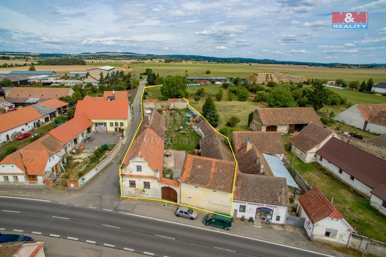 Prodej, zemědělský objekt, 2809 m², Lety