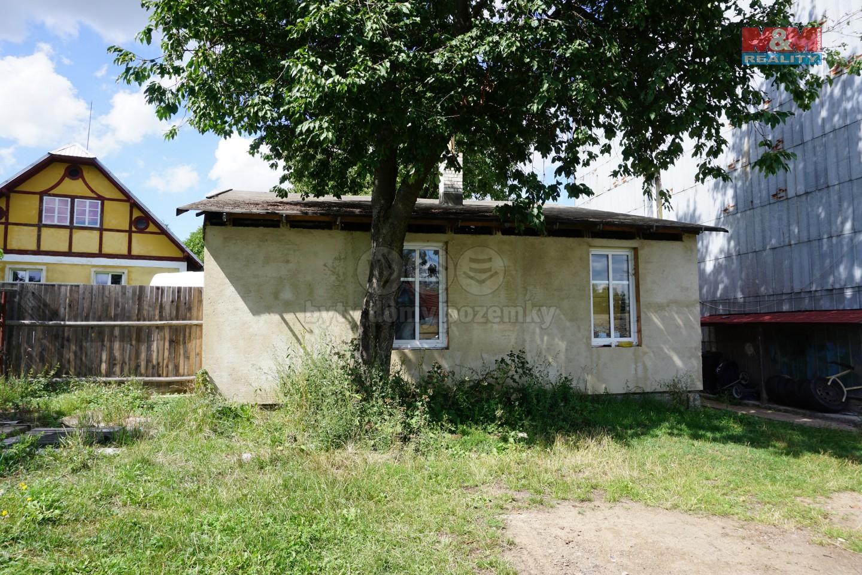 Prodej, zahrada, 690 m², Toužim - Dobrá Voda