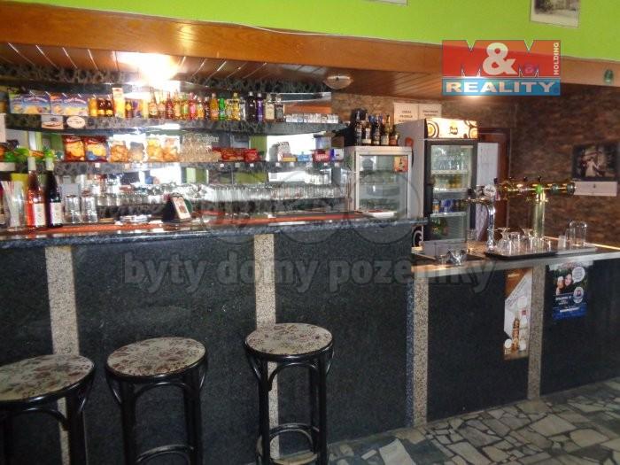 Pronájem, restaurace, 400 m2, Chudčice