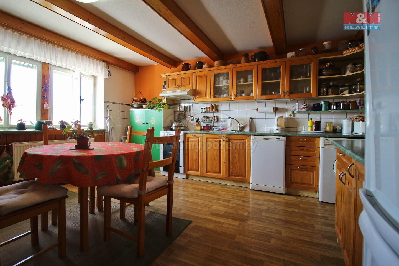 Prodej, chalupa, 1044 m2, Jakubovice