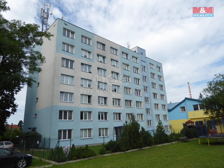 Prodej, byt 2+1, 68 m², České Budějovice, ul. Rudolfovská tř.