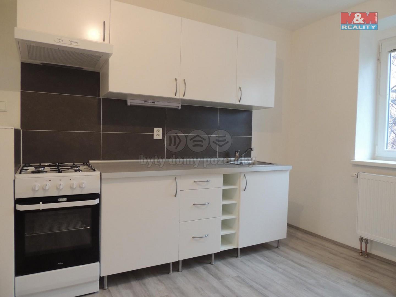 Pronájem, byt 2+1, 48 m², Ostrava, ul. Glazkovova