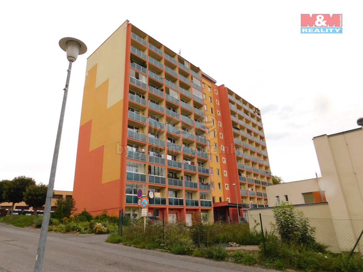 Prodej, byt 1+1, 34 m², Liberec, ul. Nad Školou
