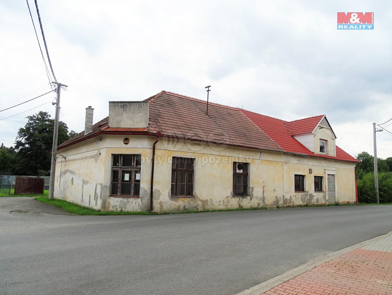Prodej, výrobní objekt, 296 m2, pozemek 700 m2, Bučí