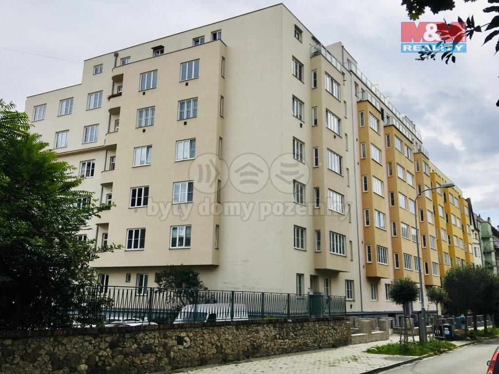Prodej, byt 2+1, 66 m2, OV, Brno, ul. Botanická