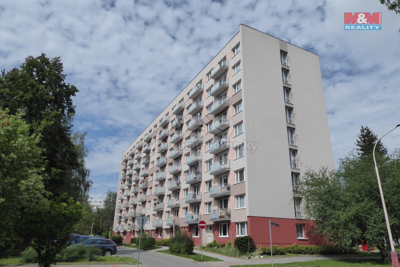 Prodej, byt 1+kk, Tábor, ul. Buzulucká