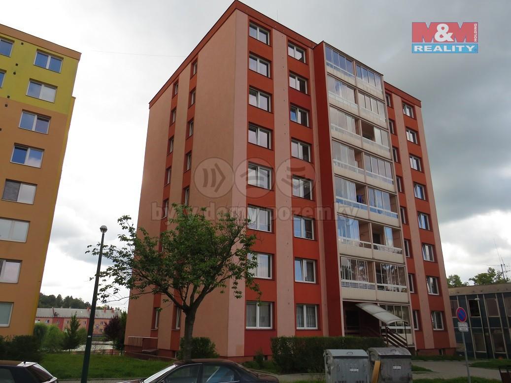 Prodej, byt 3+1, 70 m², DV, Bruntál, ul. U Rybníka