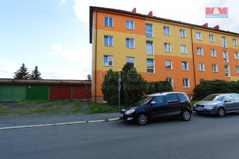 Prodej, byt 2+1, 65 m2, Tachov, ul. 1. Máje