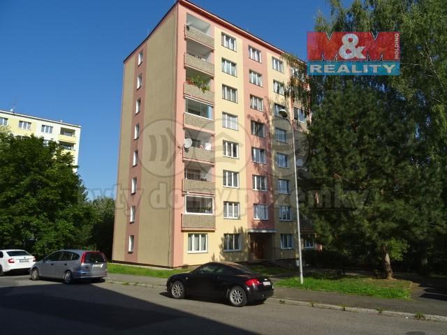 Prodej, byt 3+1, 61 m2, Cheb, ul. Družstevní