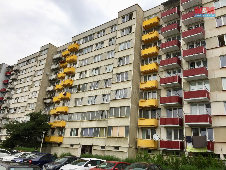 Prodej, byt 3+kk, 63 m2, Tábor, ul. Berlínská