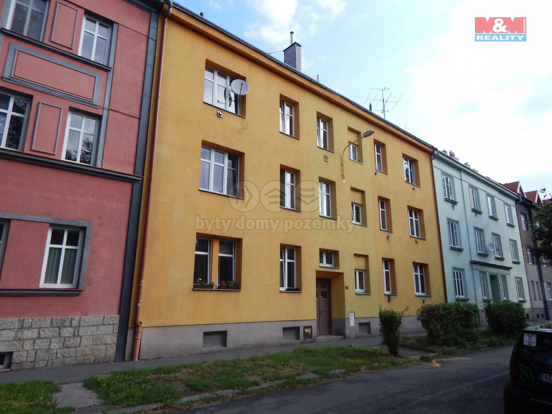 Pronájem, byt 1+1, 46 m², Ostrava, ul. Verdunská