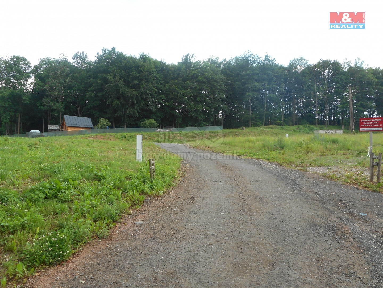 Prodej, stavební pozemek, 1015 m2, Trutnov - Poříčí