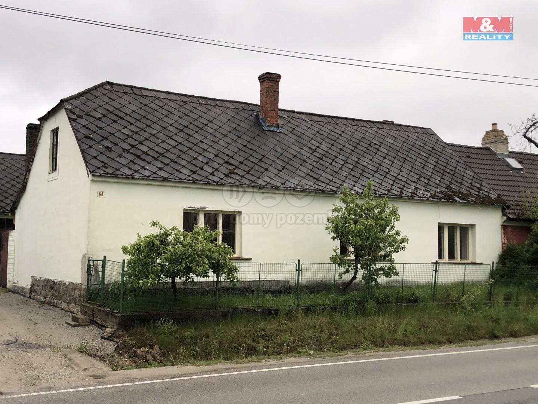 Prodej, rodinný dům, 182 m2, Vitín