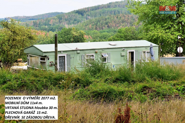 Prodej, chata, 2077 m², Strakonice