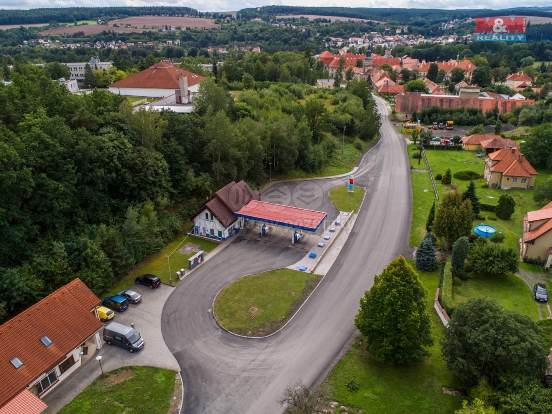 Prodej, obchod a služby, 3190 m², Plasy, ul. Plzeňská