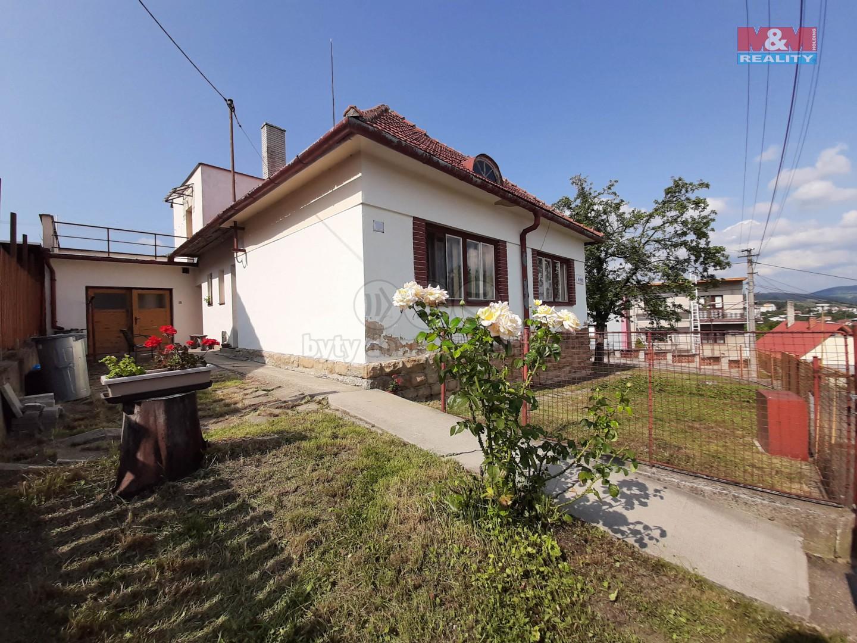 Prodej, rodinný dům 3+1, Valašské Klobouky, ul. Na Vyhlídce