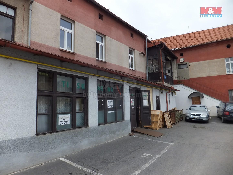 Pronájem, skladové prostory, 146 m2, Praha 4 - Michle