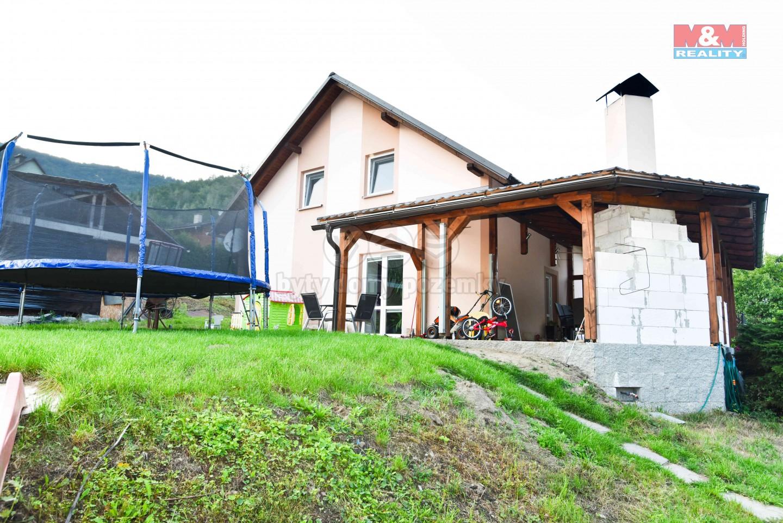 Prodej, rodinný dům 4+1, Hanušovice, ul. Zahradní