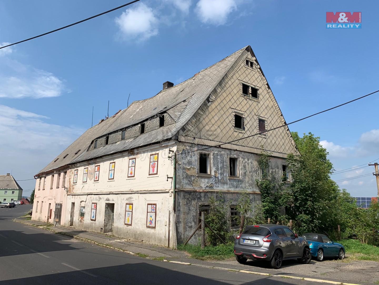 Prodej, rodinný dům, 453 m², Hora Svaté Kateřiny, ul. Dlouhá