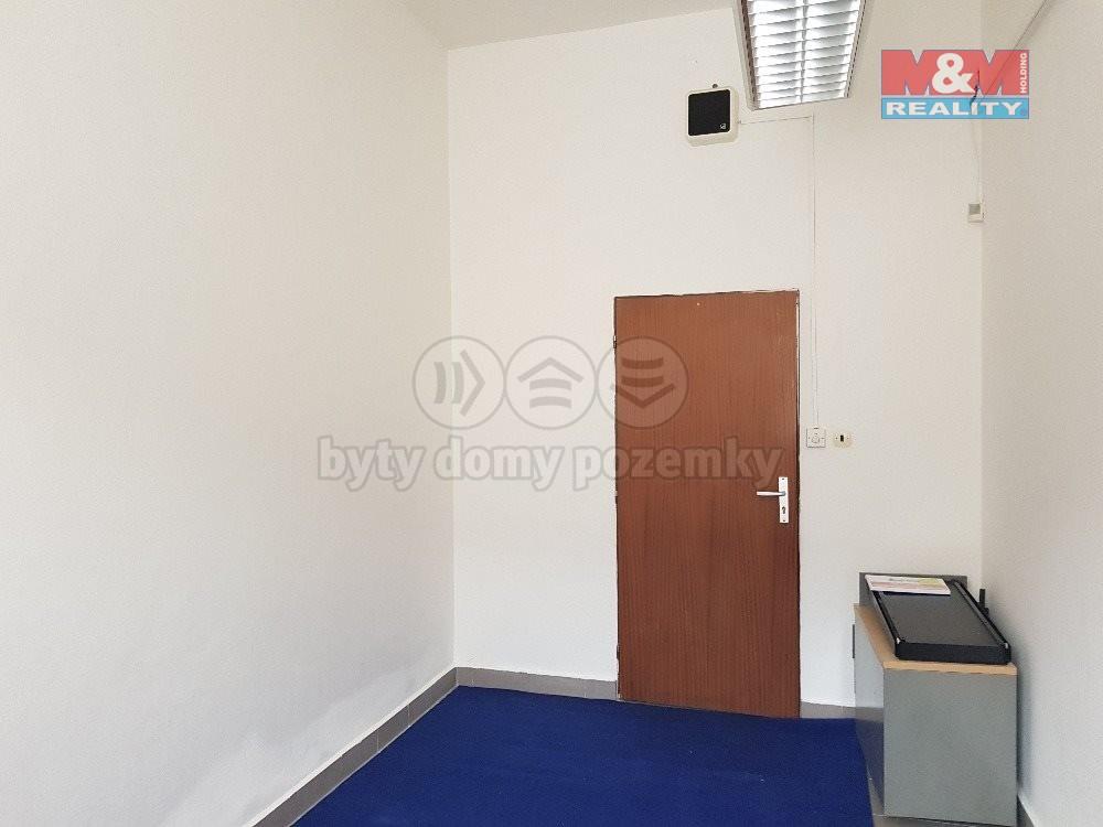 Pronájem, kancelářské prostory,11,7 m2, Horní Heršpice