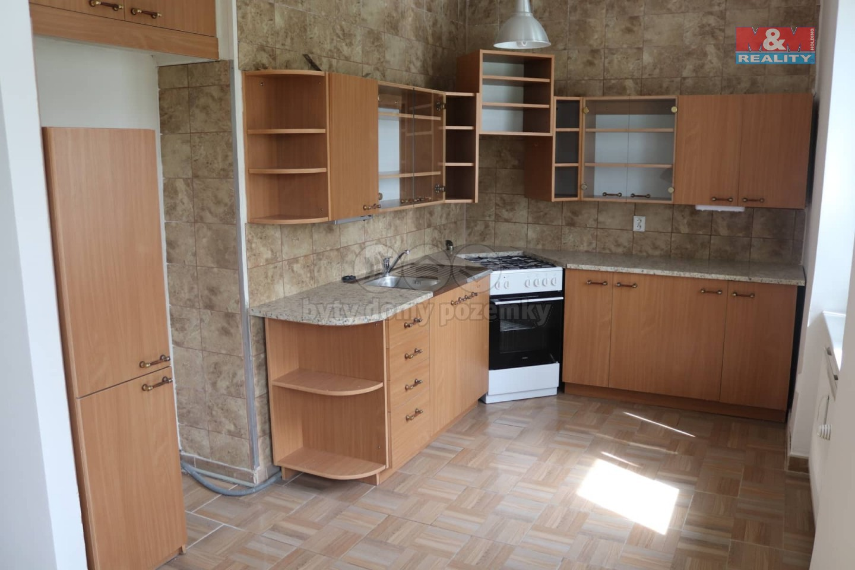 Pronájem, byt 2+1, 52 m2, Ostrava - Poruba, ul. Gen. Sochora