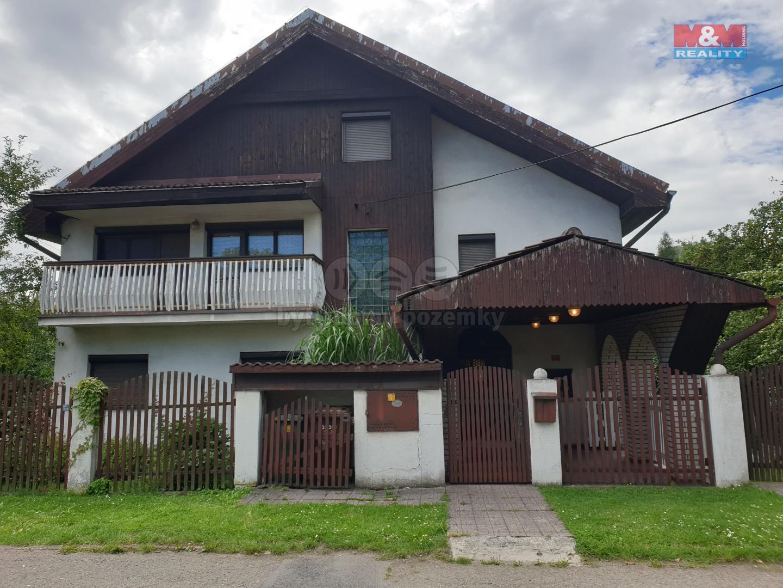 Prodej, rodinný dům 7+1, 795 m2, Ostrava, ul. Klímkova