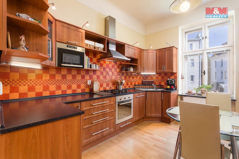 Prodej, byt 4+1, 140 m², OV, Opava, ul. Denisovo náměstí