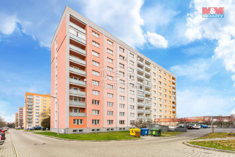 Prodej, byt 2+1, Plzeň, ul. náměstí Generála Píky