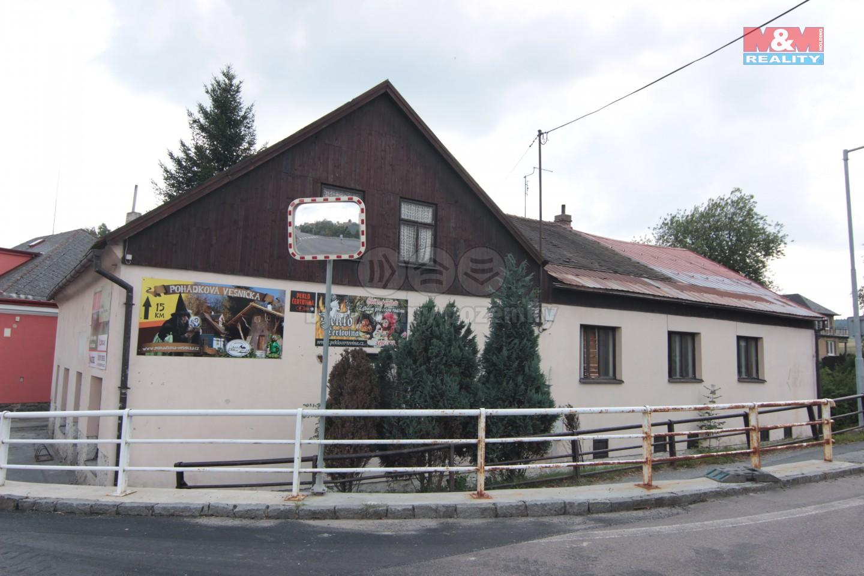 Prodej, rodinný dům, 420 m2, Krouna