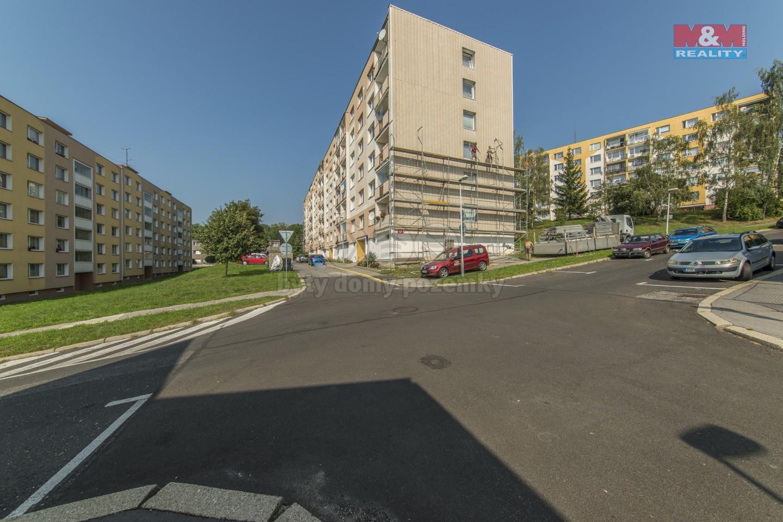 Prodej, byt 1+1,36m2 Děčín, ul. Severní