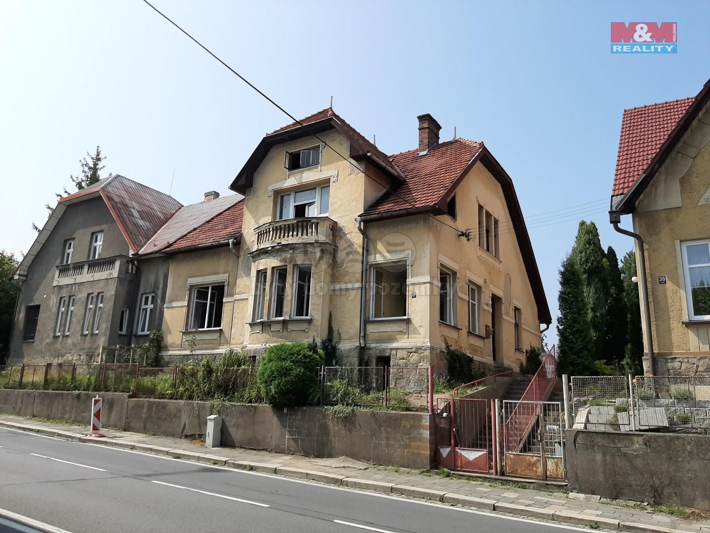 Prodej, rodinný dům 7+1, Valašské Meziříčí, ul. Vsetínská