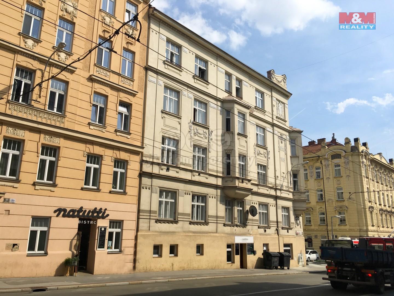 Prodej, byt 3+1, 93 m², Brno - Veveří, ul. Úvoz