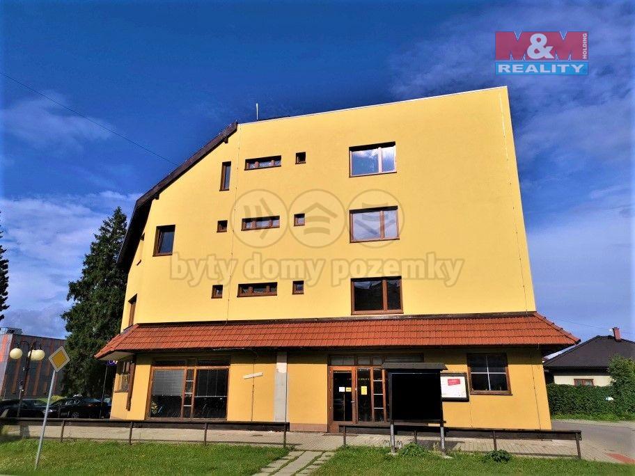 Pronájem, byt 2+kk, 37 m², Frýdlant nad Ostravicí