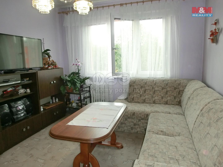 Prodej, byt 2+1, Karviná - Ráj, ul. Dačického