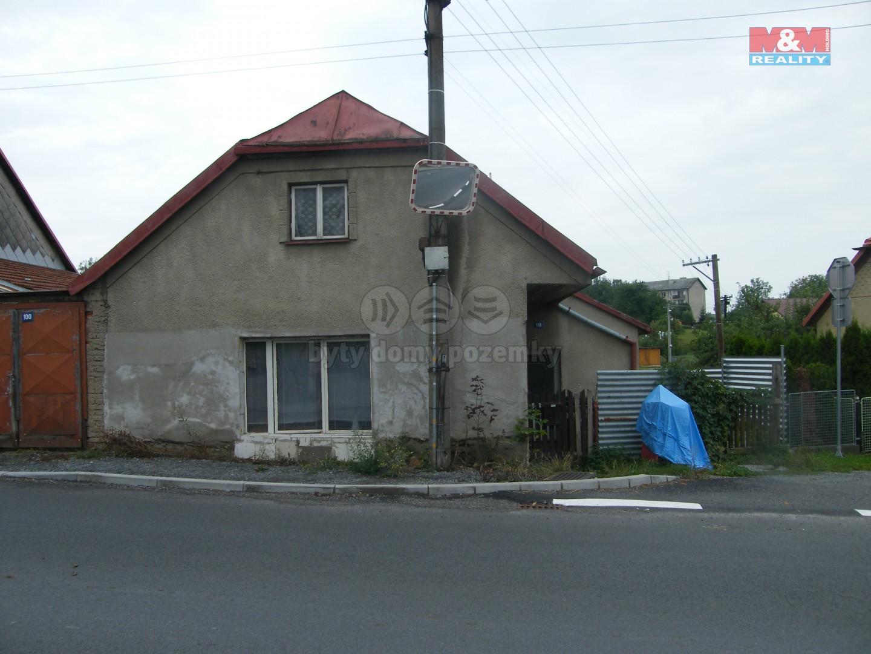 Prodej, rodinný dům, 75 m2, Proseč, ul. Podměstská