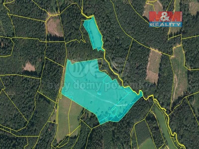Prodej, pozemek, 44548 m2, Seninka