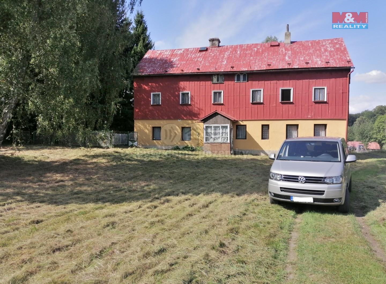 Dům (Prodej, rodinný dům, 160 m², Horní Poustevna), foto 1/28