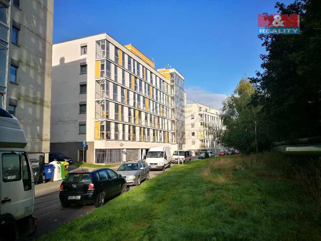 Prodej, garáž, Liberec, ul. Hedvábná