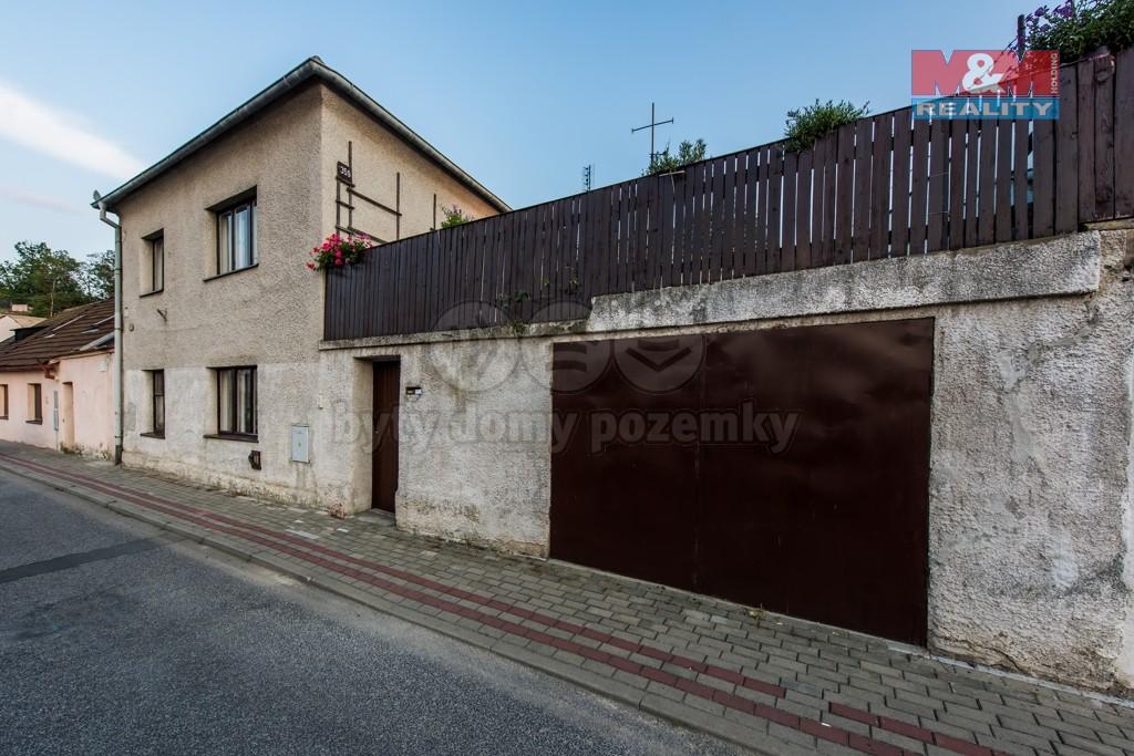 Prodej, rodinný dům, Roudnice nad Labem, ul. Palackého