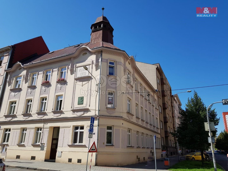 Pronájem, byt 2+kk, 42 m2, Ostrava, ul. Husova