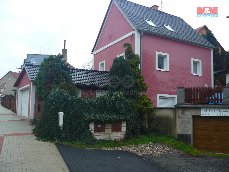 Prodej, rodinný dům, 557 m², Žalany, ul. Pražská