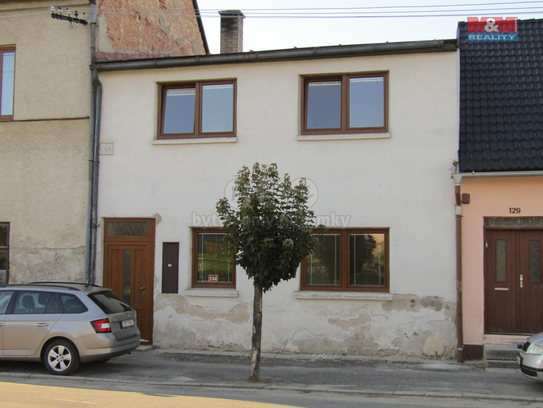 Prodej, rodinný dům, Popelín