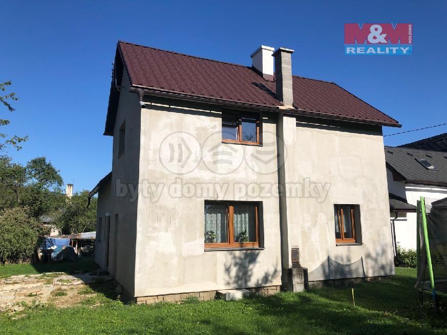 Prodej, rodinný dům 5+1, Halenkov