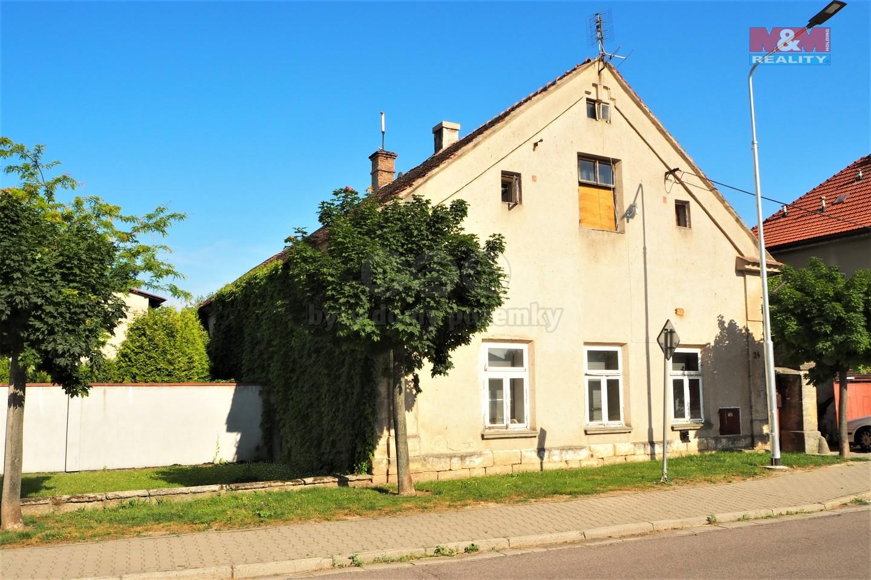 Prodej, rodinný dům, Tuněchody